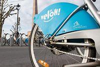 6.11. Gelle Fra / Velo`h / VeloH / neuerungen demnächst bei den Verleihfahrräder , werden elektrisch Foto:Guy Jallay