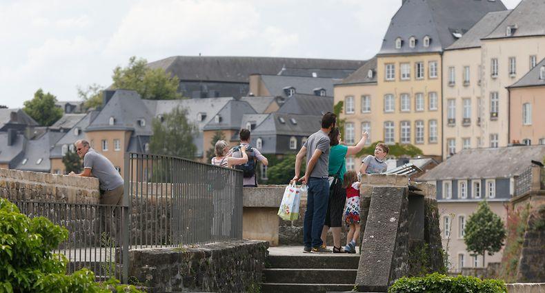 Zögerlicher Saisonstart: Nach Pfingsten sind schon einige Besucher auf Entdeckungsreise in Luxemburg gegangen.