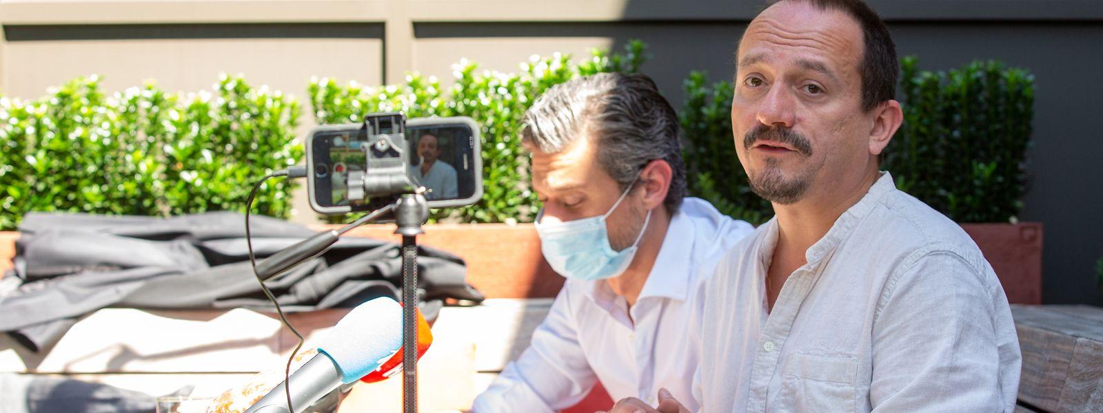David Wagner et Marc Baum céderont leur fauteuil de député mercredi, comme cela est convenu dans les rangs Déi Lénk. Un turn-over sans doute vivifiant pour la vie politique.