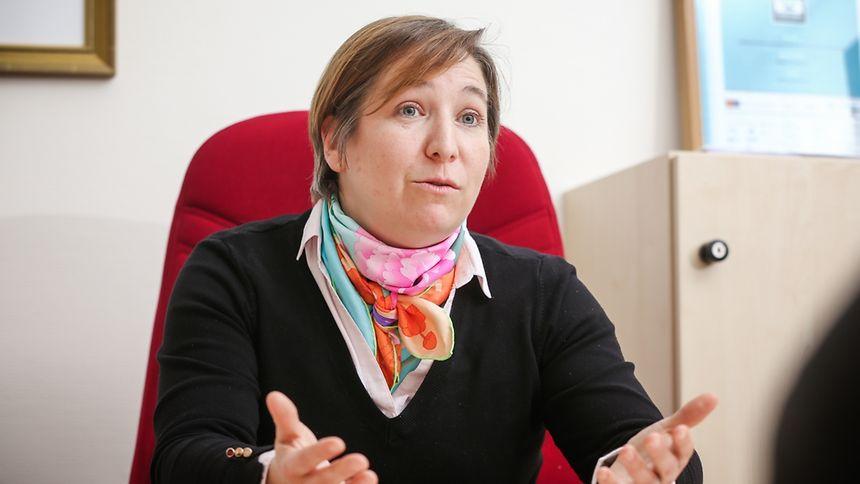 """Karine Maurer: """"Aujourd'hui, il n'y a plus de métier déconnecté. Il faut accepter la connexion mais ne pas la subir"""""""