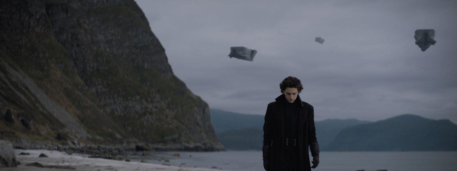 """Esta versão de """"Dune"""", além de ser muito pessoal, não vai agradar a todos."""