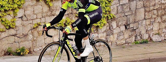 Olivier Pardini, la recrue-phare du Team Differdange-Losch.