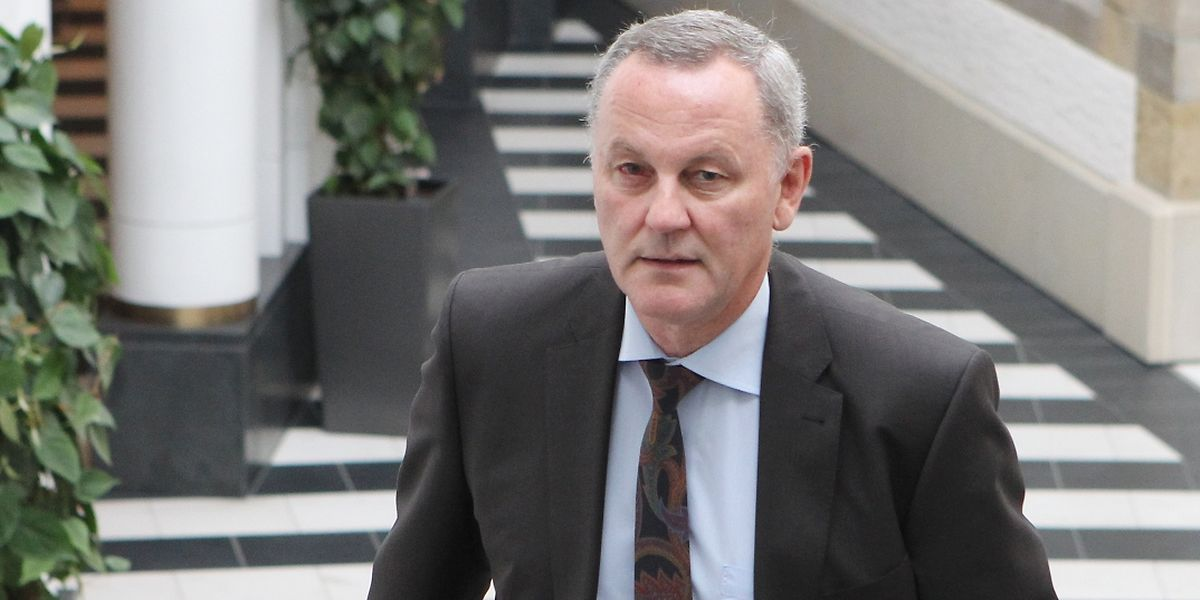 Vor Gericht erlebten die Anwesenden einen gelöst auftretenden Pierre Reuland.