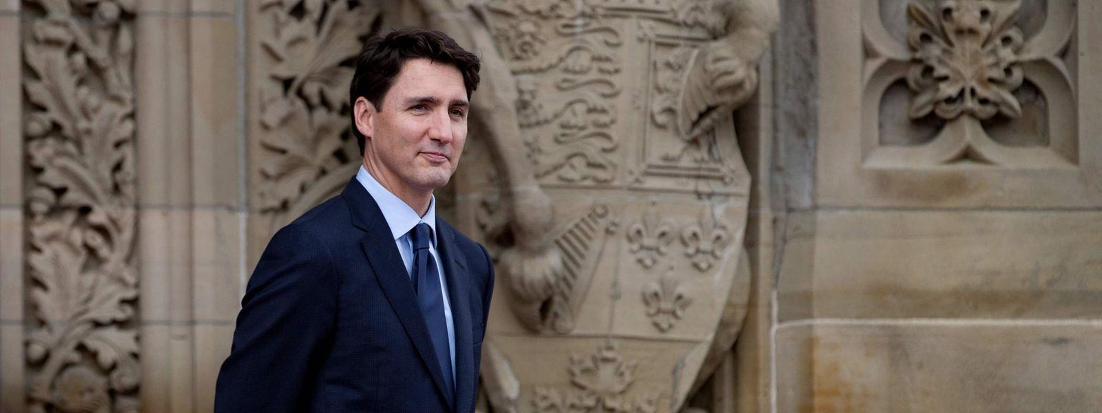 Premierminister Justin Trudeau hat sich stellvertretend für ganz Kanada bei den Juden entschuldigt.