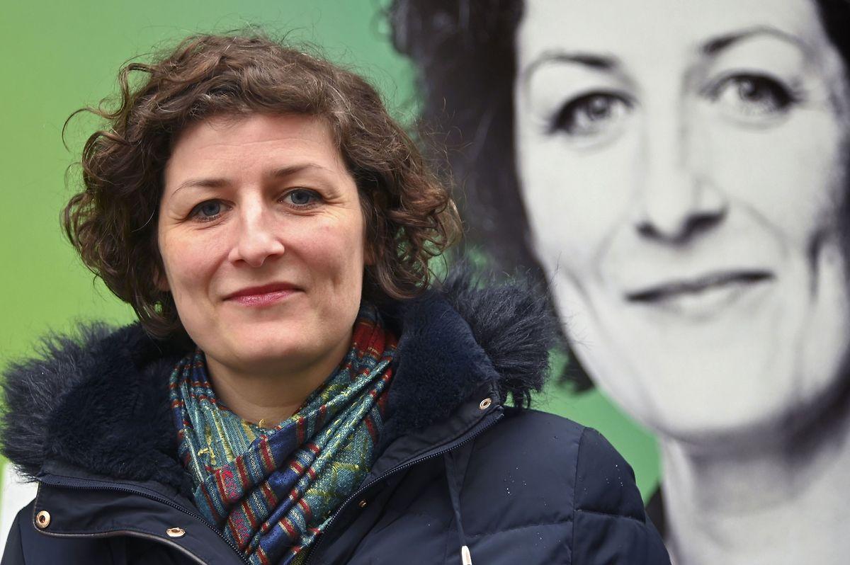 Die grüne Kandidatin in Straßburg, Jeanne Barseghian, wird Oberbürgermeisterin.
