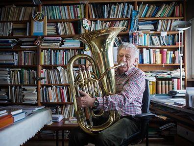 Georges Calteux - Photo : Pierre Matgé