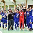Racing é o novo campeão nacional de futsal 2017/18.