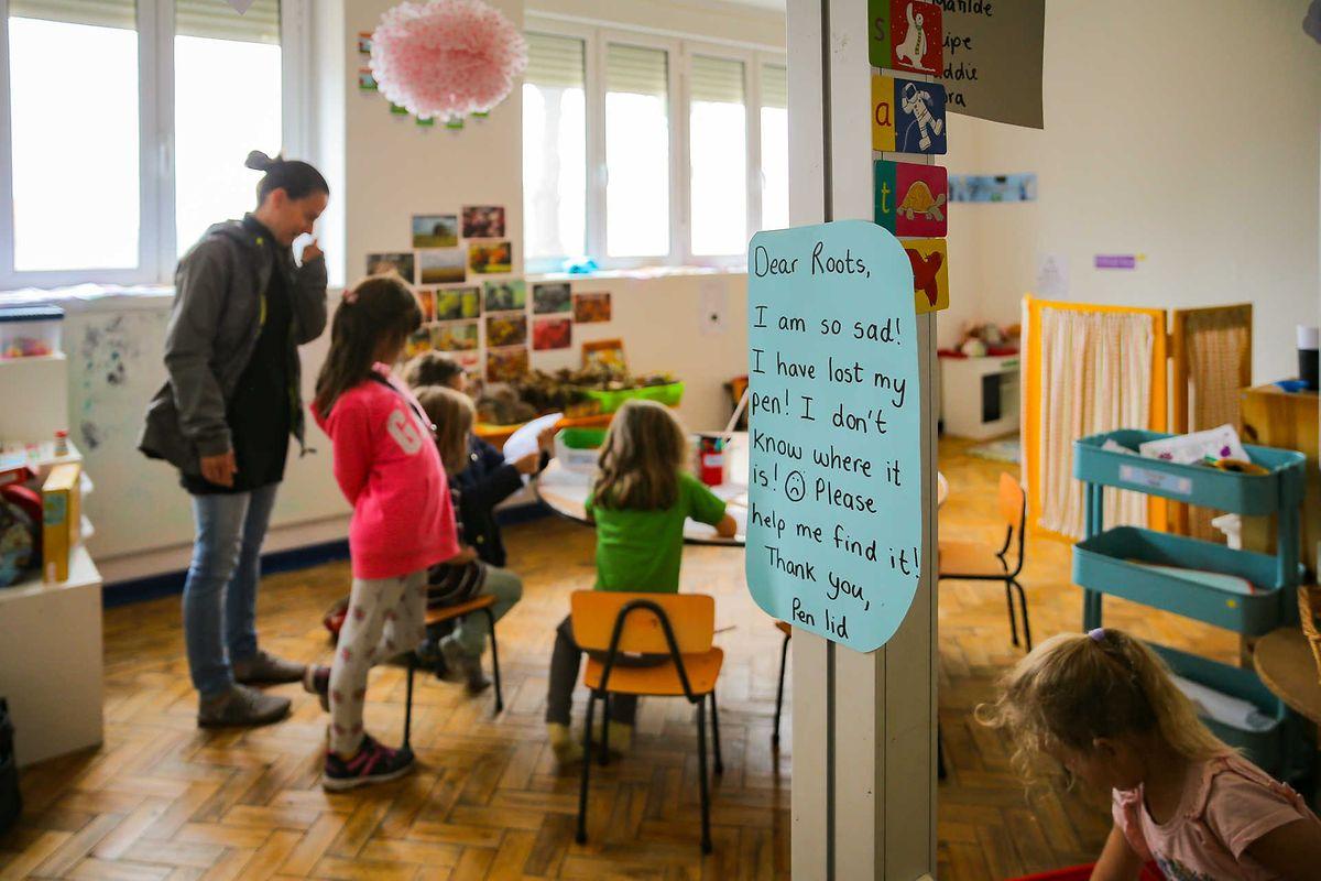 A escola internacional abriu em 2017, é a única do interior com currículo inglês. São 30 alunos de 17 nacionalidades. O diretor espera duplicar esse número no próximo ano