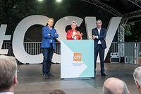 IPO , Summerfest CSV , Park Hesperange , Foto: Guy Jallay/Luxemburger Wort