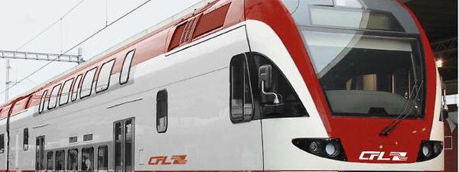 Die CFL schafft elf neue Triebwagen an.