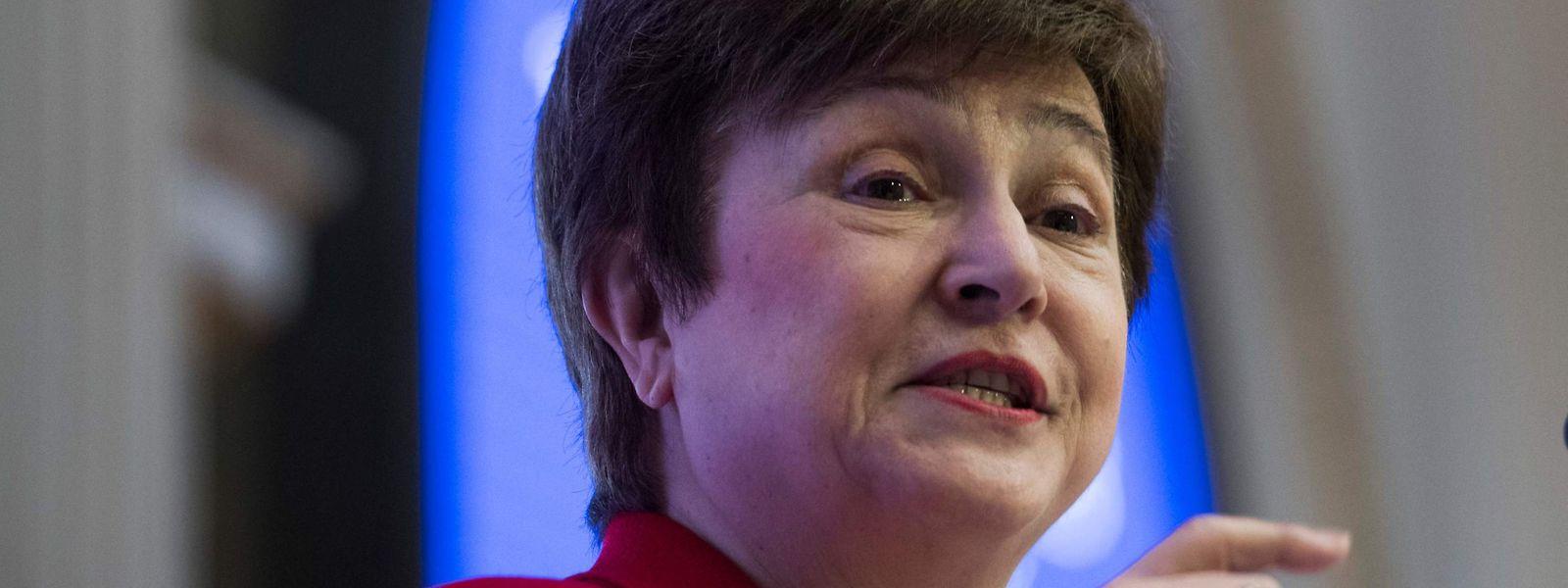 Kristalina Georgieva, actuelle directrice de la Banque mondiale, a été choisie par les Européens comme candidate pour succéder à Christine Lagarde, en partance pour la présidence de la BCE..