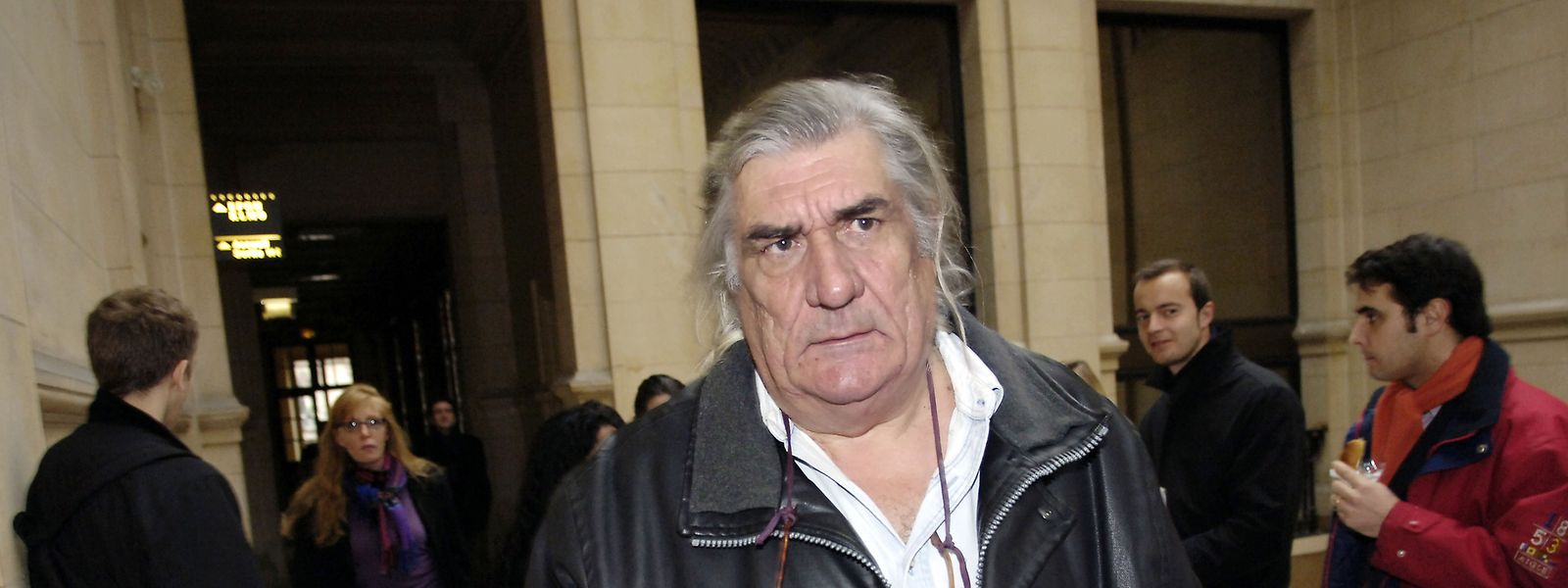 Le réalisateur et scénariste Jean-Claude Brisseau est mort dans un hôpital des suites d'une longue maladie.