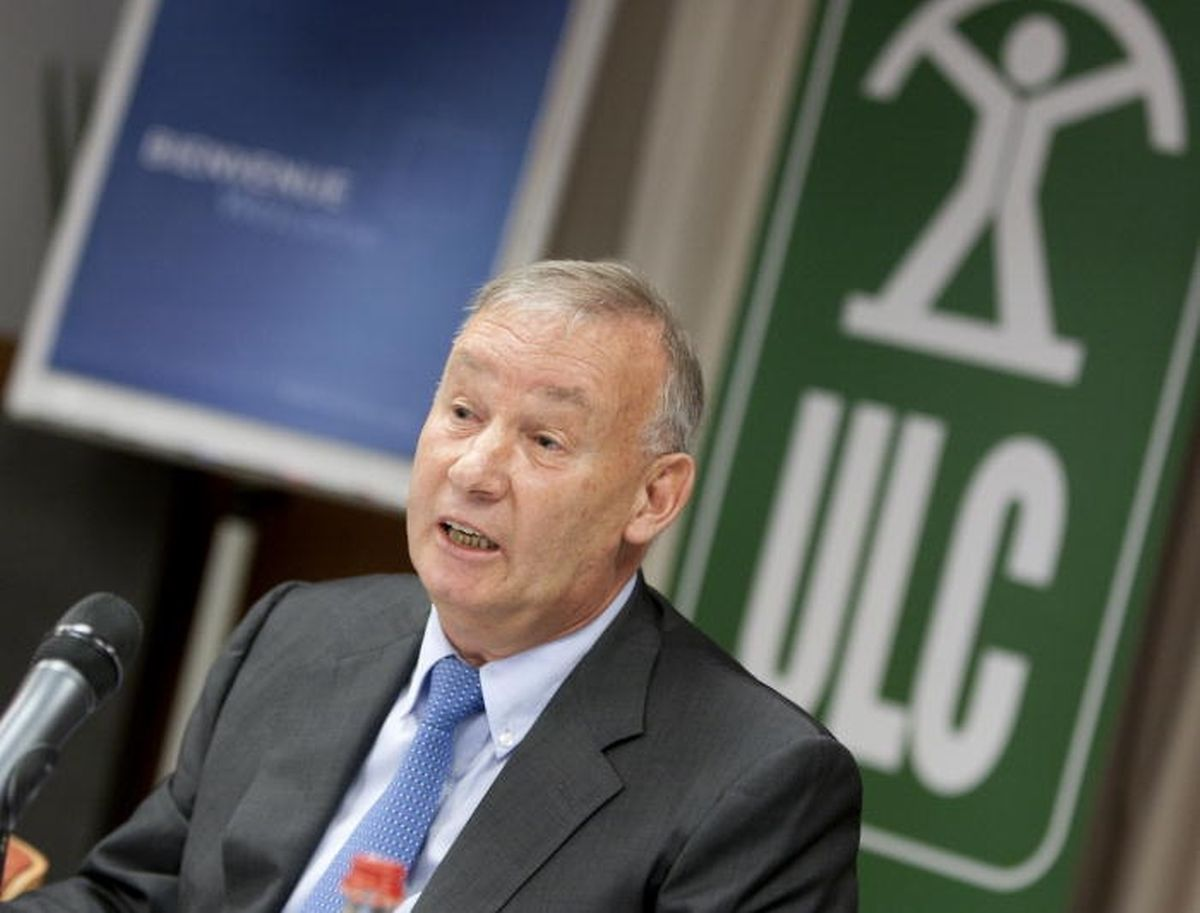 ULC-Präsident Nico Hoffmann.
