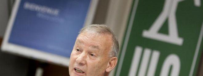 ULC-Präsident Nico Hoffmann: Im Interesse aller Konsumenten in Luxemburg.