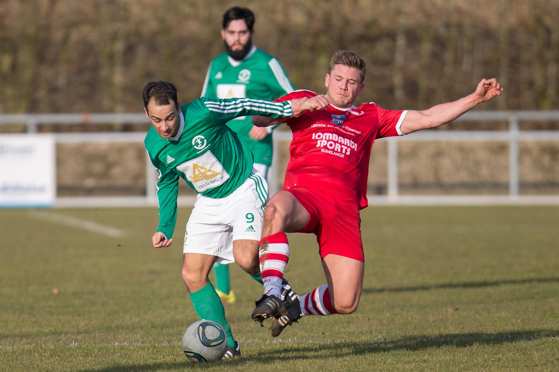 FC Kehlen - Harlange-Tarchamps