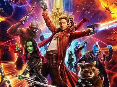 """Die """"Guardians of the Galaxy"""" haben für ihr Vol. 2 nichts an Humor eingebüßt."""