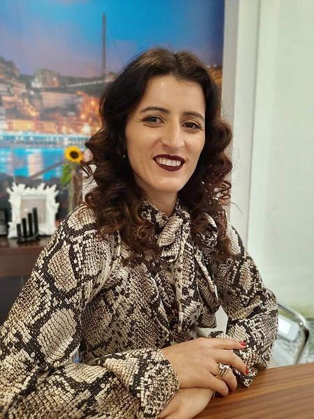 Cristiana Nascimento diretora da Casa Maior Residências Geriátricas, no Porto.