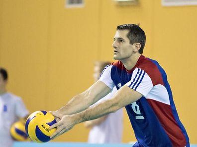 Ralf Lentz hat in der Volleyball-Nationalmannschaft der Männer bereits gezeigt, dass er Verantwortung übernehmen kann.