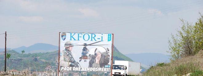 Dutzende luxemburgische Soldaten haben im Kosovo für Frieden gesorgt.