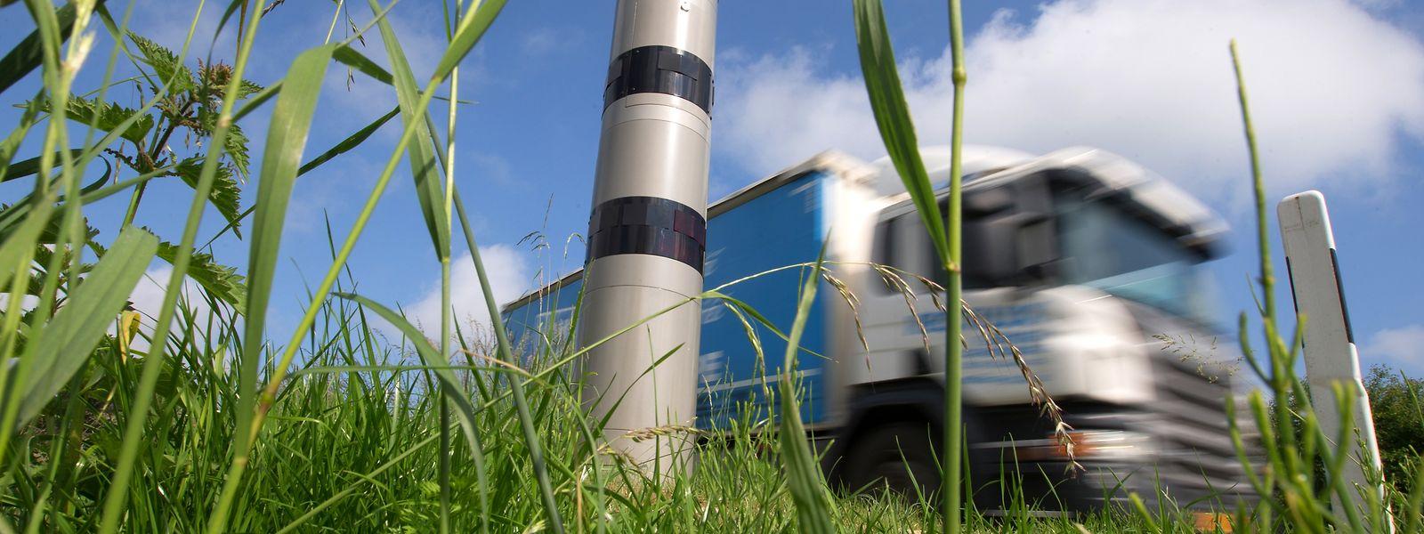 Die Straßenbauverwaltung prüft derzeit, ob ein neues Radargerät am Léierhaff errichtet werden kann.