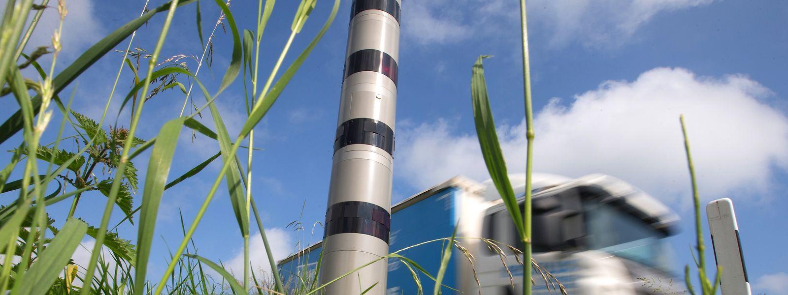 De plus en plus de radars apparaissent sur les routes belges.