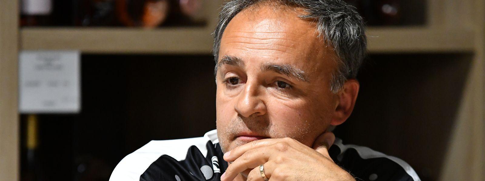 Emilio Ferrera hat einen Zweijahresvertrag unterschrieben.