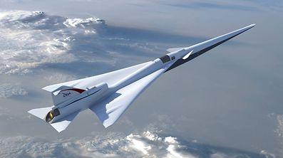 Der zukünftige Super-Jet soll 55 Sitzplätze bieten.