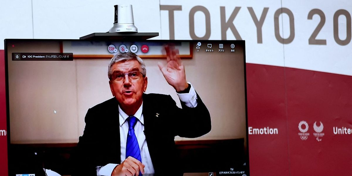 IOC-Präsident Thomas Bach muss sich mit Olympischen Spielen in einer speziellen Atmosphäre abfinden.