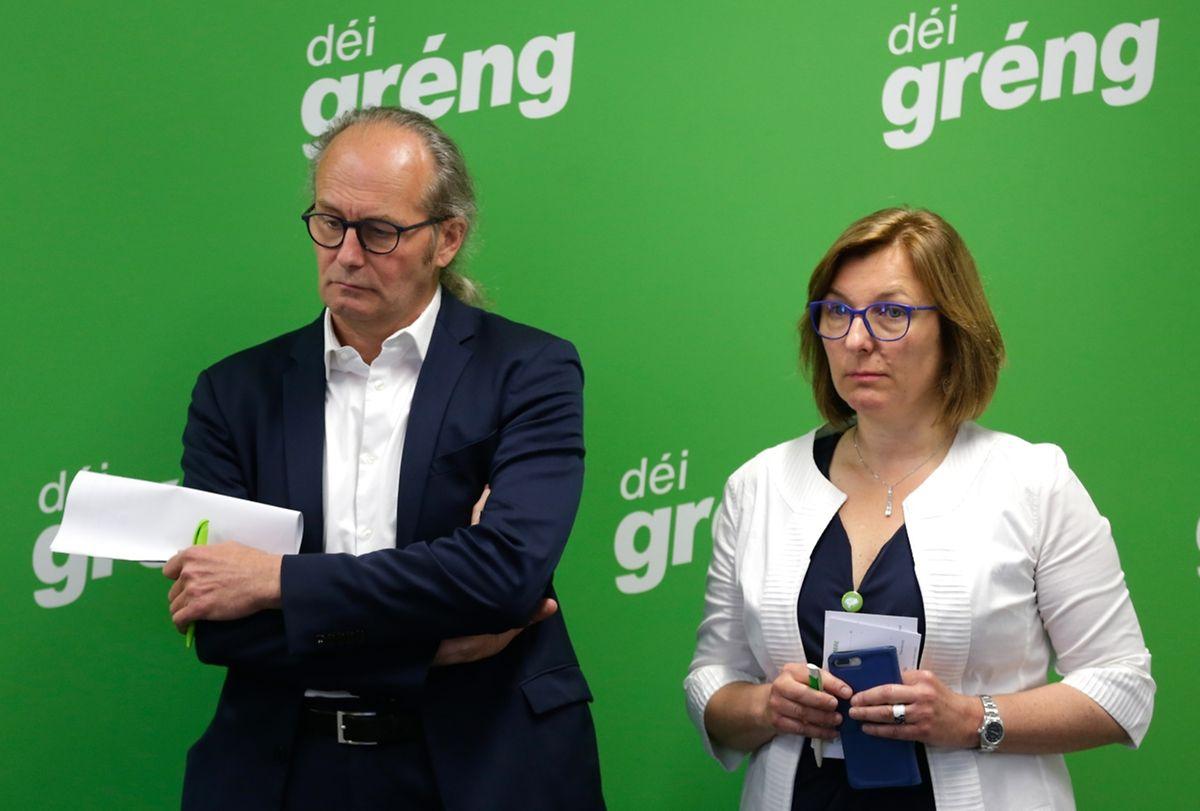 Die Trauer wegen des Todes von Camille Gira sitzt bei den Grünen noch sehr tief.