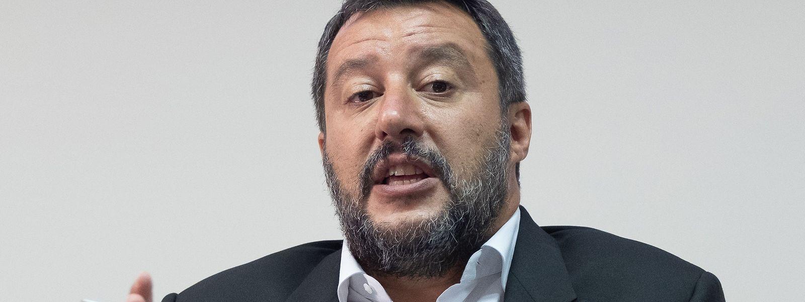 Eine Mehrheit für den von Salvini eingereichten Misstrauensantrag ist keinesfalls sicher - der Rechtspopulist könnte sich dieses Mal verrechnet haben.