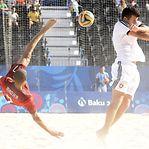 Portugal vence Espanha e conquista Mundialito de futebol de praia