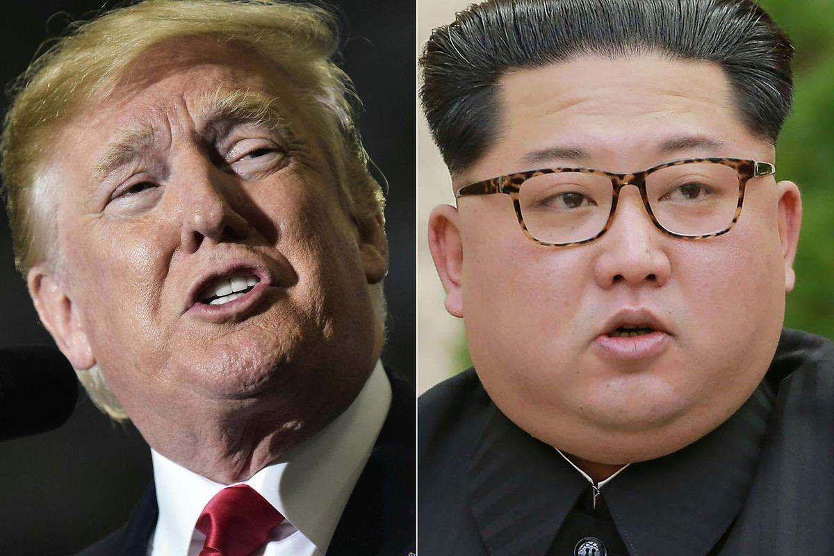 Donald Trump e Kim Jong-Un ainda poderão encontrar-se.