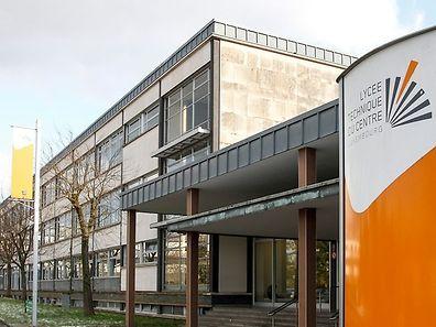 O Liceu Técnico do Centro fica em Limpertsberg