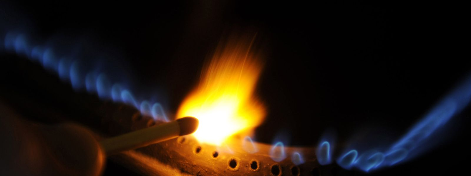 Russsisches Gas transitiert via die Ukraine nach Europa.