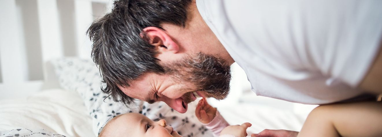 En 2018, 2.750 pères ont pu bénéficier du congé de paternité