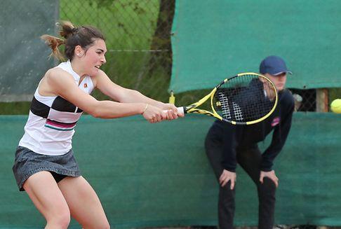 Tennis: Molinaro feiert Turniersieg