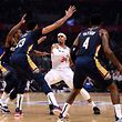 Tobias Harris a permis aux Clippers de stopper leur mauvaise série.