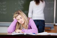 Schüler müssen für das gleiche Ziel weniger leisten.