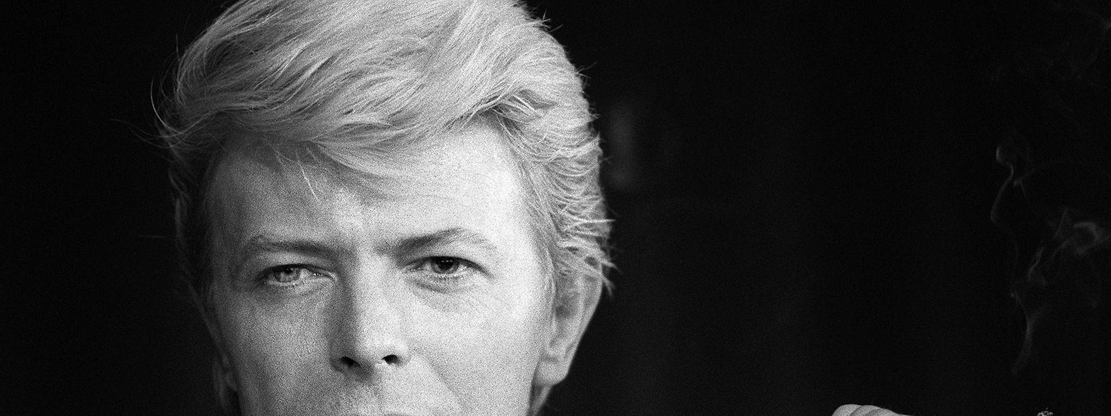 """David Bowie nomeado a título póstumo por causa do álbum """"Blackstar"""", editado dias antes da sua morte, em janeiro passado."""