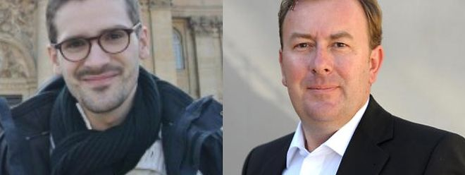 Pedro Reis (links) und Marc Glesener sind die neuen Mitglieder im FSHCL-Vorstand.