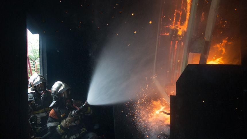 Brandeinsätze jeglicher Art werden im Ragtal geprobt.