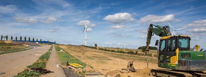 In einem Monat, am 4. Oktober, wird die neue Aktivitätszone eingeweiht.