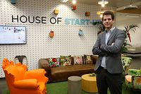 Wirtschaft, House of Start-Ups, Philippe LINSTER, directeur HOST  Foto: Anouk Antony/Luxemburger Wort