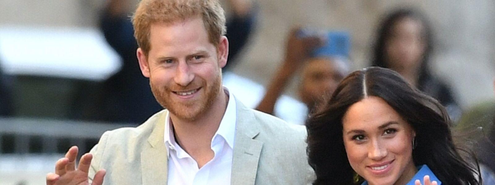 September 2019: Meghan, Herzogin von Sussex, und Harry, Herzog von Sussex, besuchen am ersten Tag ihrer Afrikareise Kapstadt.