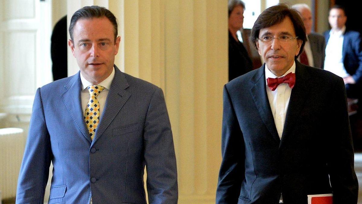 Si la NVA de Bart de Wever est arrivée en tête des élections du 26 mai dernier, c'est le PS d'Elio Di Rupo qui domine en Wallonie.