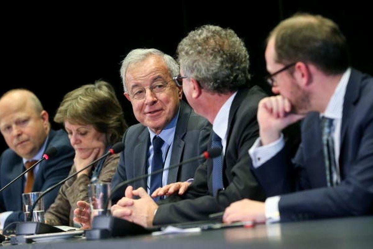 """""""Wir haben nichts zu verstecken"""", aber die komplette der Luxemburger Rulings sei """"vertraulich"""": Finanzminister Pierre Gramegna versuchte sich am Montag vor der Spezialkommission des Europäischen Parlaments zu erklären."""