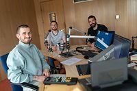 Bob Hemmen Podcast AndOne Trier le 20 mai 2021 Photo Christophe Olinger