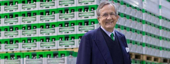 Georges Lentz est finaliste du prix de l'Entrepreneur de l'année, dont le vainqueur sera connu le 12 décembre prochain.