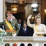 Casal grão-ducal celebra 40 anos de união