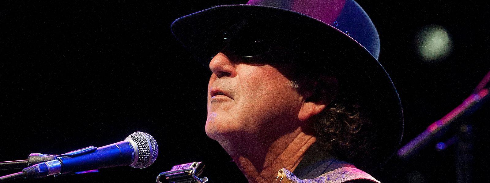 Mann aus den Sümpfen: Tony Joe White auf dem Montreux Jazz Festival 2013.